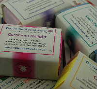 Handmade Goats Milk Soap